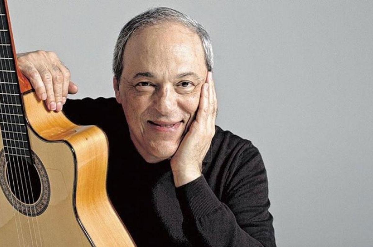 Toquinho - Cinquant'anni di successi