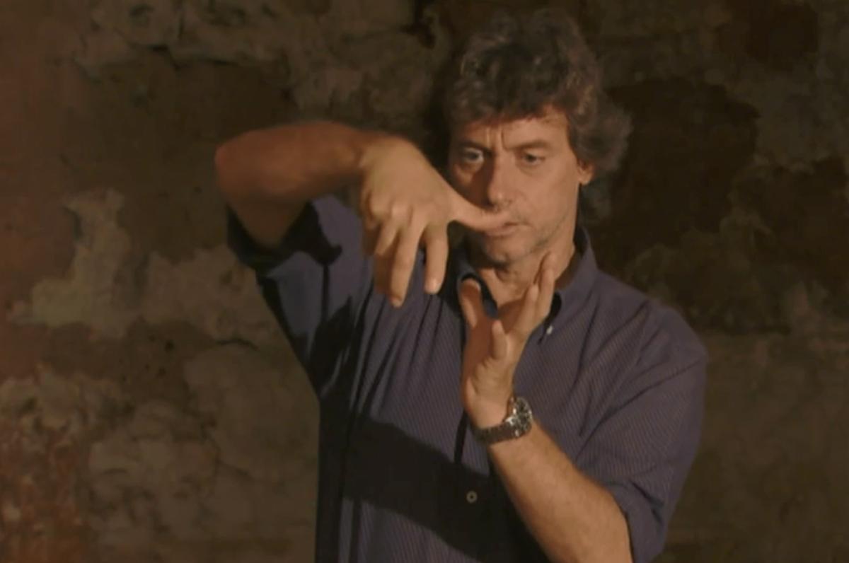 Grotte di Castellana su Rai1 nel programma di Alberto Angela