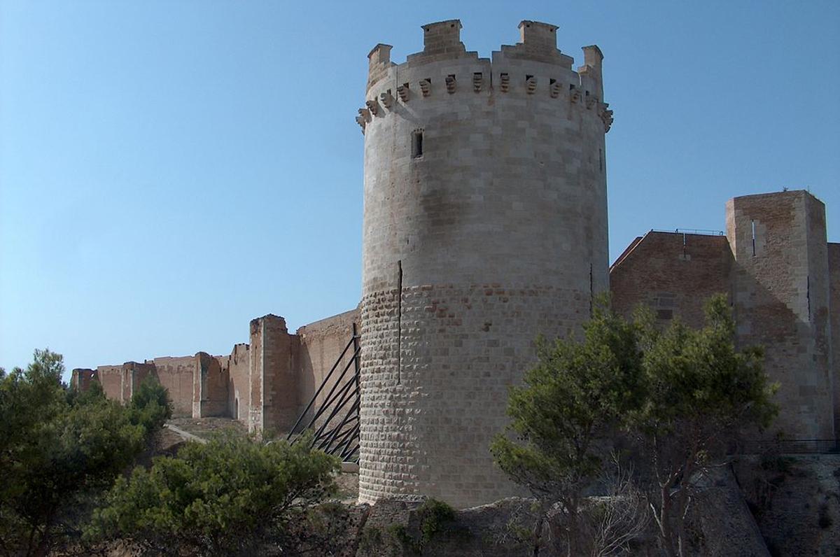 Il castello di Lucera alla Fiera Internazionale del Turismo