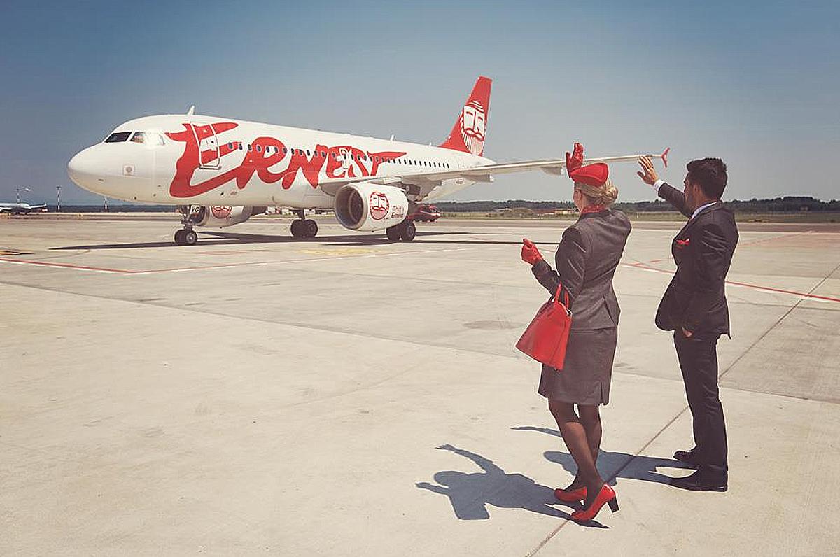Ernest Airlines, annunciato collegamento da Bari per Tirana