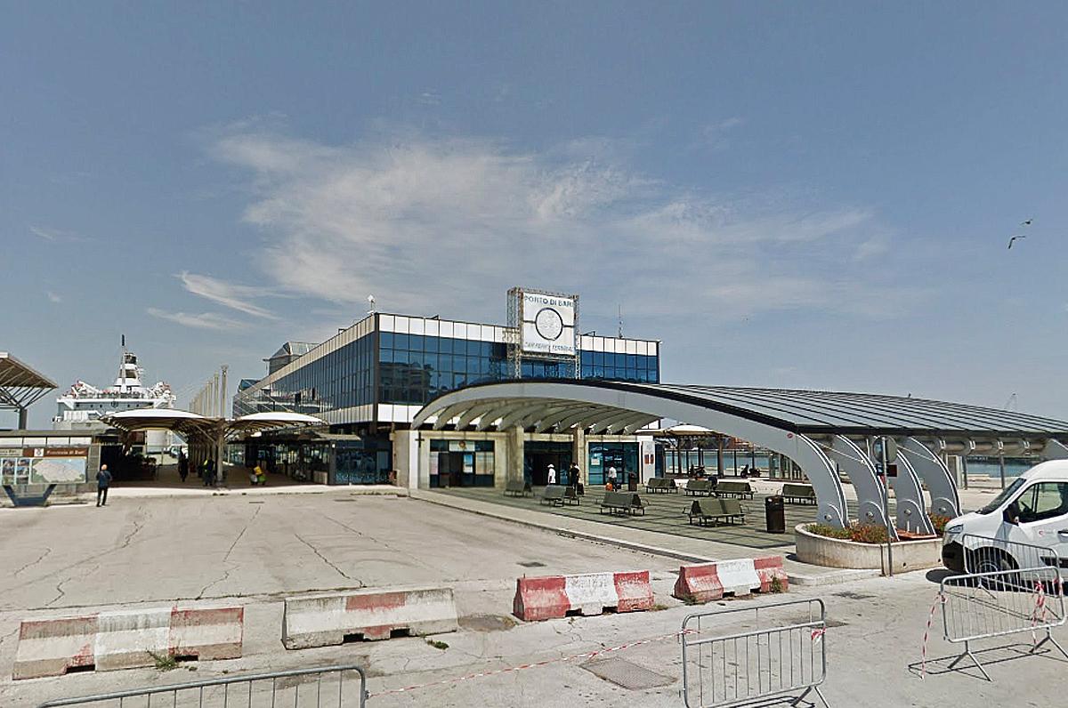 Porto di Bari, progetto da 5 milioni di euro per la riqualifica