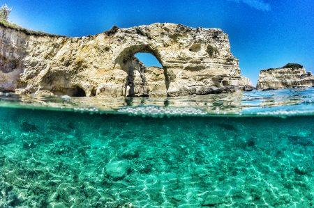 Torre Sant'Andrea e Grotta di Mafar, meraviglie di Puglia