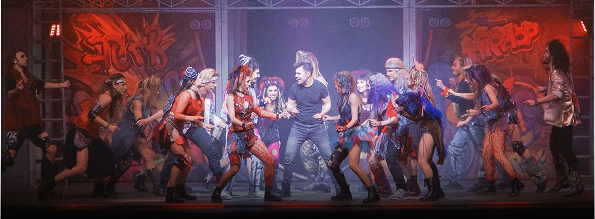 Bari: We will rock you- il musical