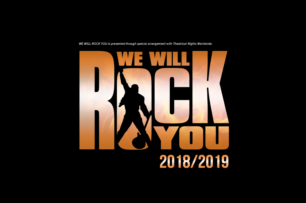 We will rock you- il musical