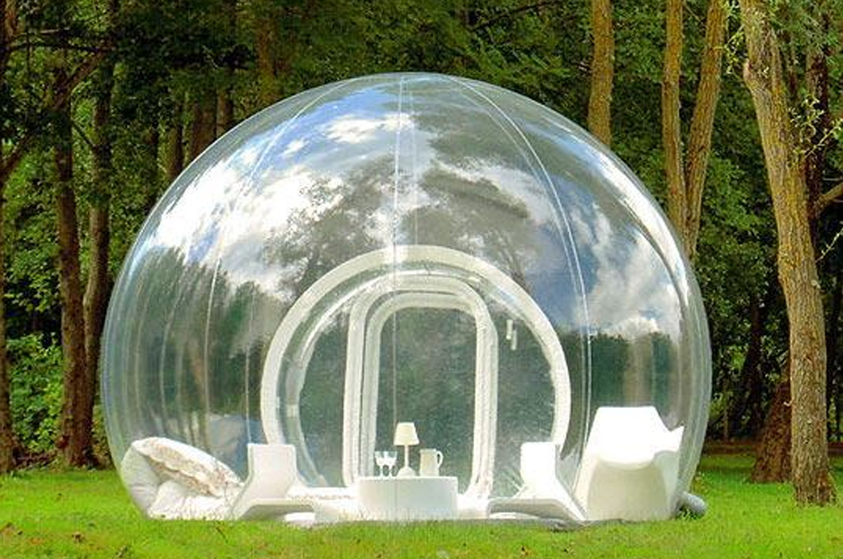 A Biccari si dormirà sotto le stelle: in arrivo le Bubble Room