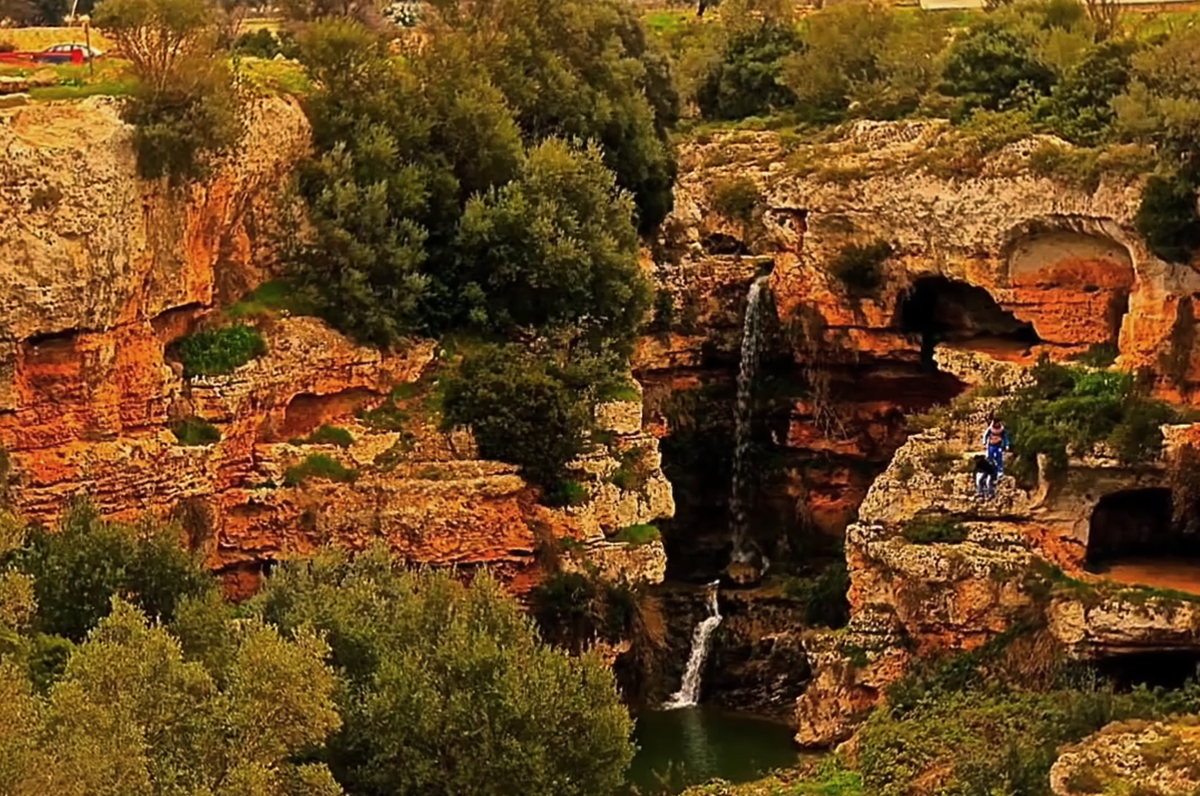 Gravina e cascata di Riggio, bellezza nei pressi di Grottaglie