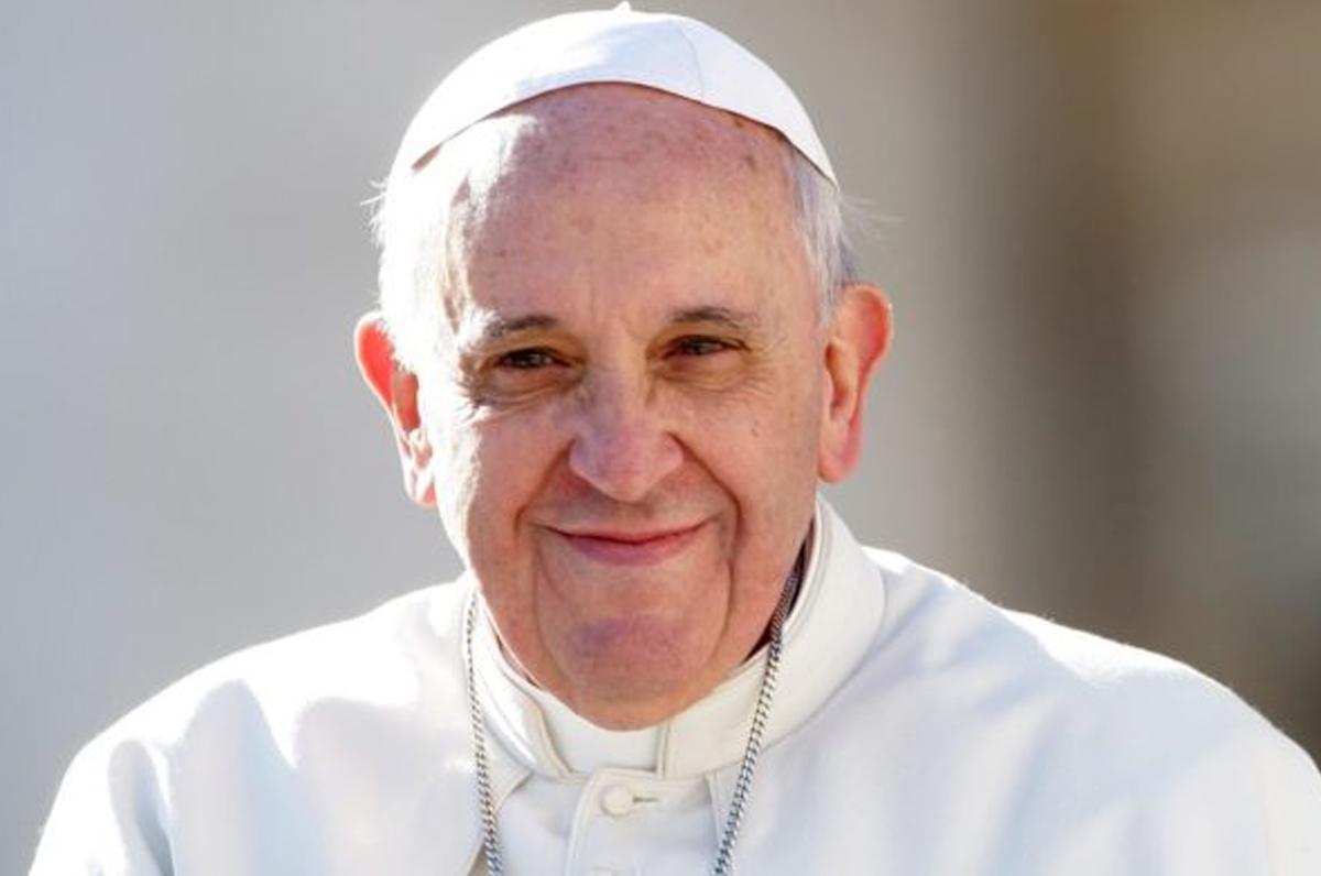 Bambini pugliesi donano ulivo a Papa Francesco