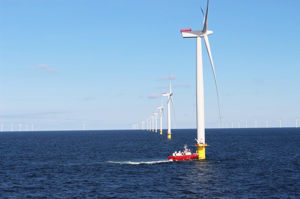 Taranto, prima città del Mediterraneo ad avere un parco eolico nel suo mare