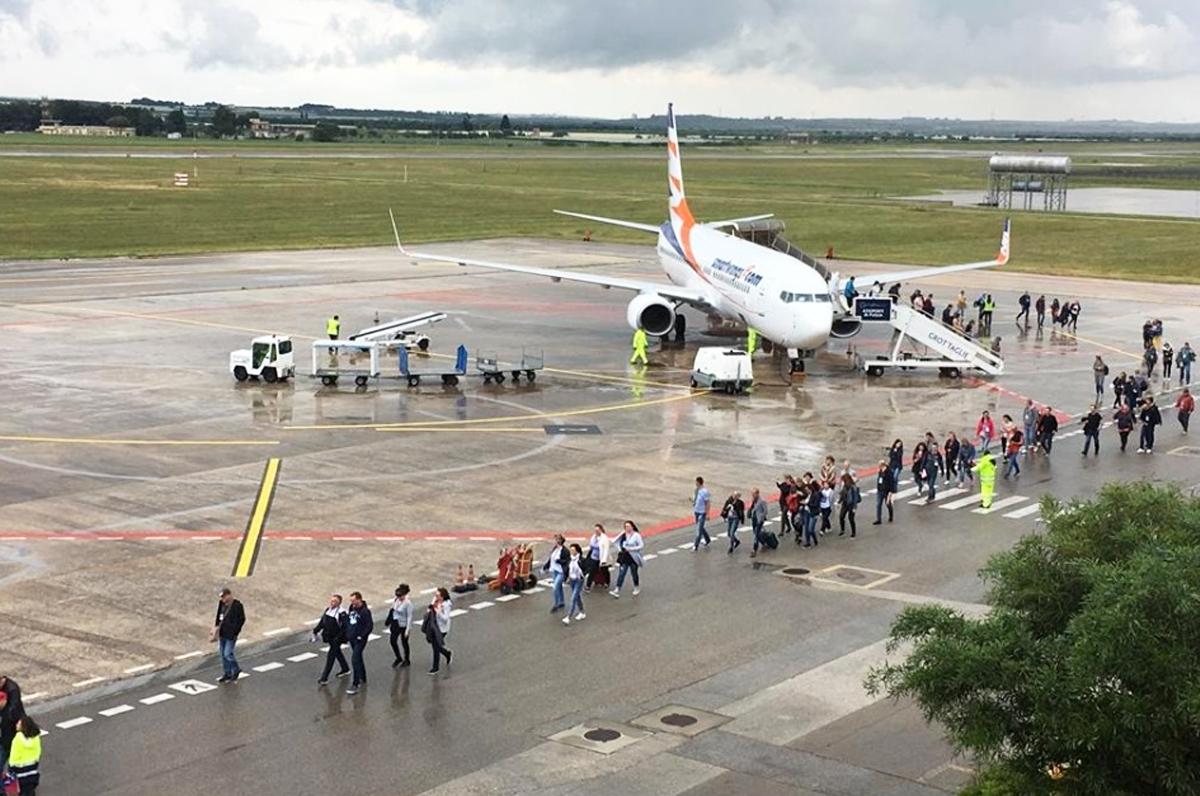 Aeroporto di Grottaglie, atterrati voli civili: apertura vicina?