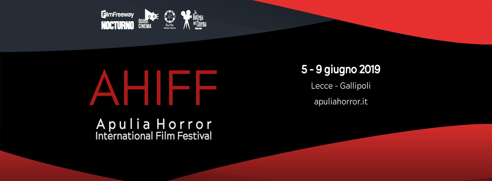 Lecce, Gallipoli: Apulia Horror International Film Festival