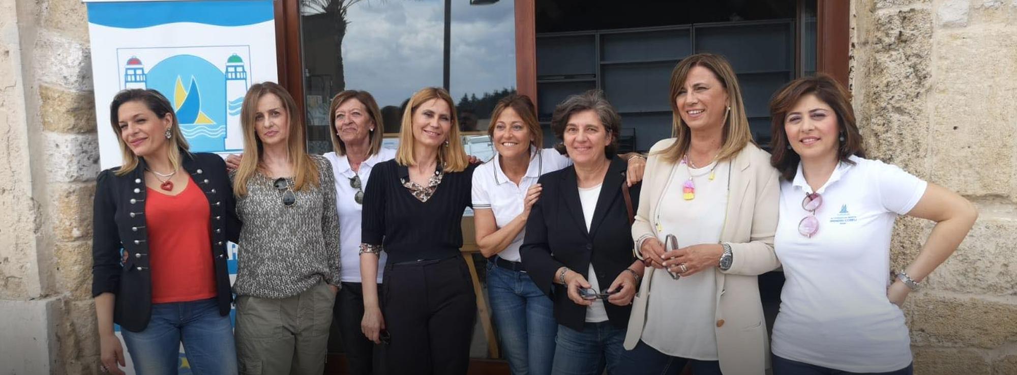 Brindisi: Donne della Vela