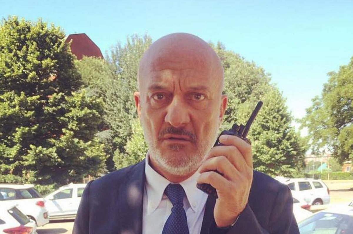 Anche il comico Claudio Bisio in Puglia per le riprese di un nuovo film
