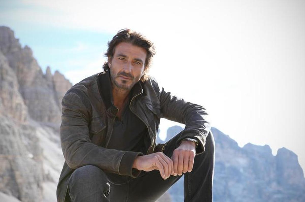 Daniele Liotti in tv con un film girato sul Gargano