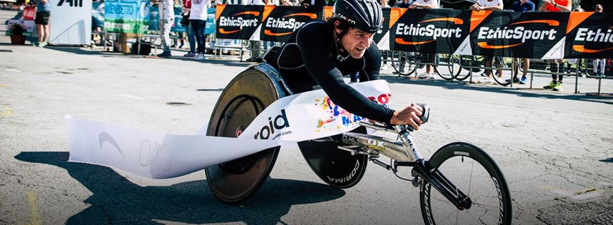 Cerignola: Giornata dello sport paralimpico