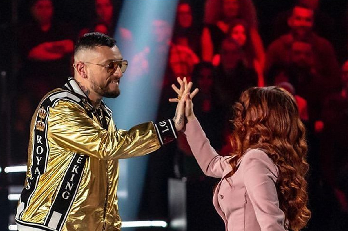 """La barlettana Federica Filannino conquista """"The Voice"""""""