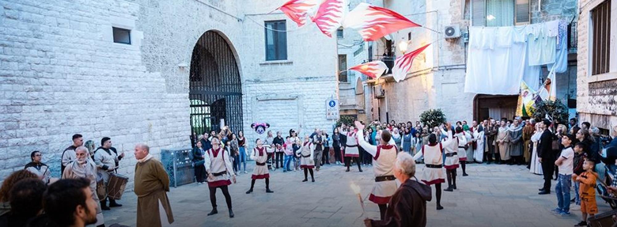 Bari: Il Fuoco Sacro di San Nicola