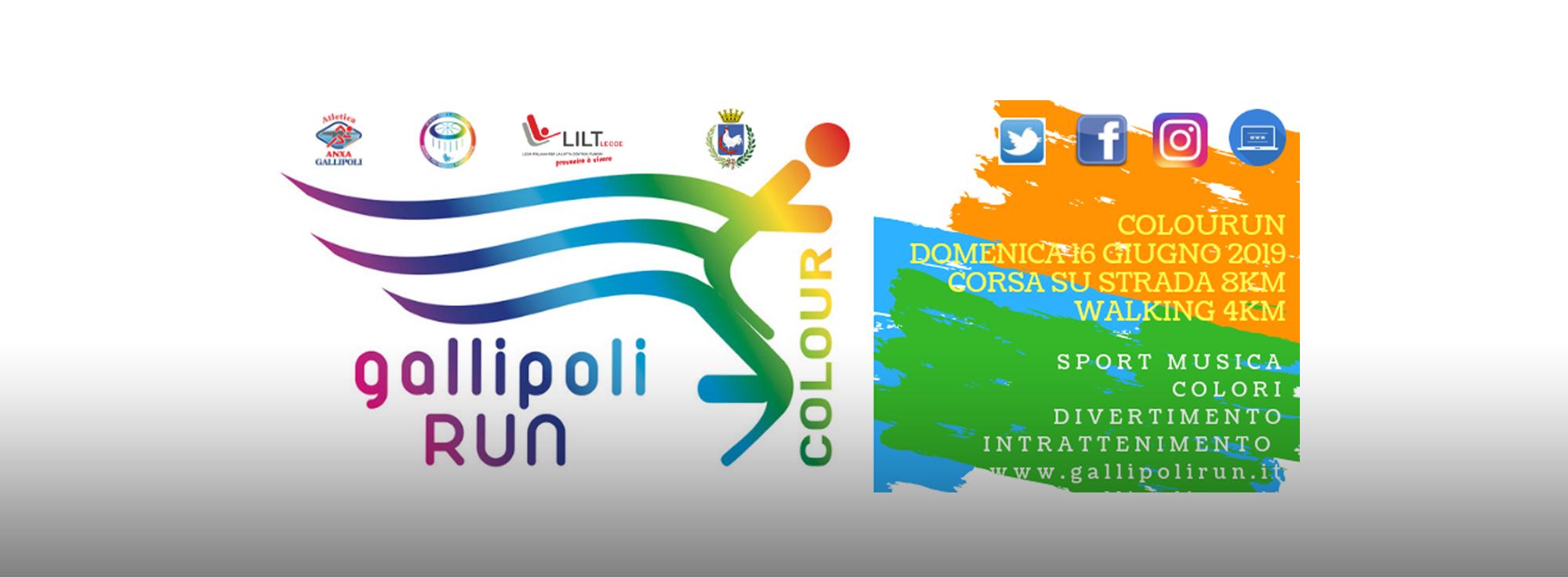 Gallipoli: Gallipoli ColouRun