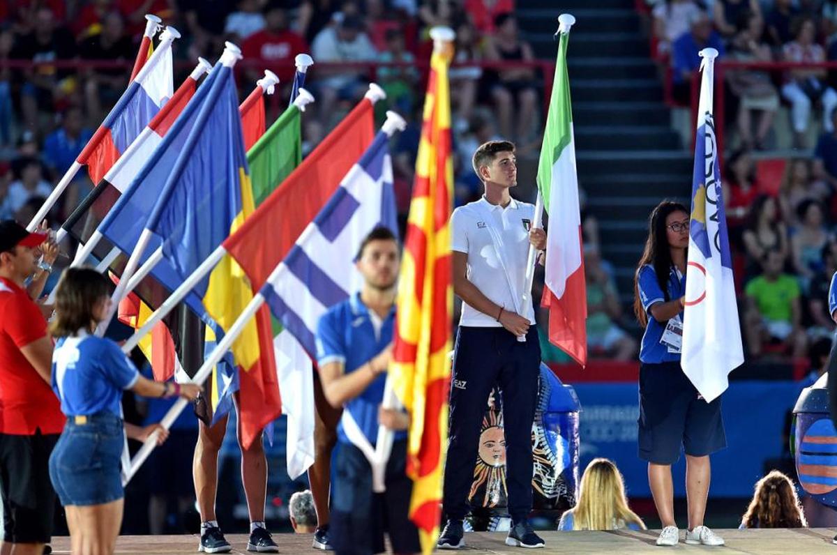 Giochi del Mediterraneo, nel 2025 potrebbero tenersi a Taranto
