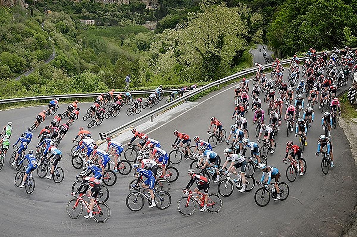 Giro d'Italia, domani in Puglia la tappa più a sud dello Stivale