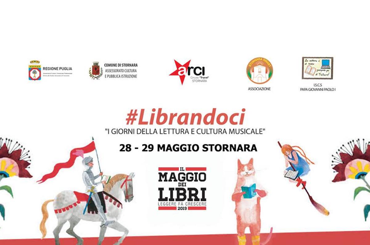 """Librandoci """"I giorni della lettura e della cultura musicale""""."""