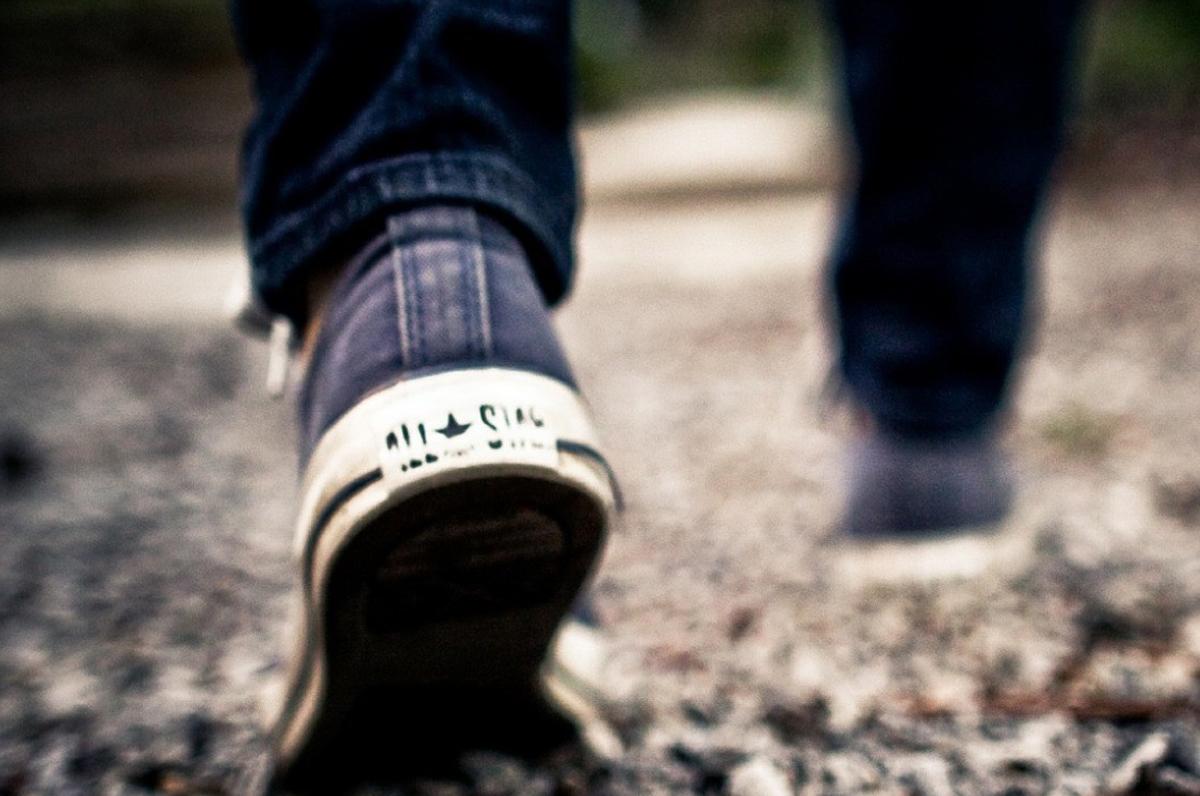 Un Passo alla Volta – in marcia per la Legalità
