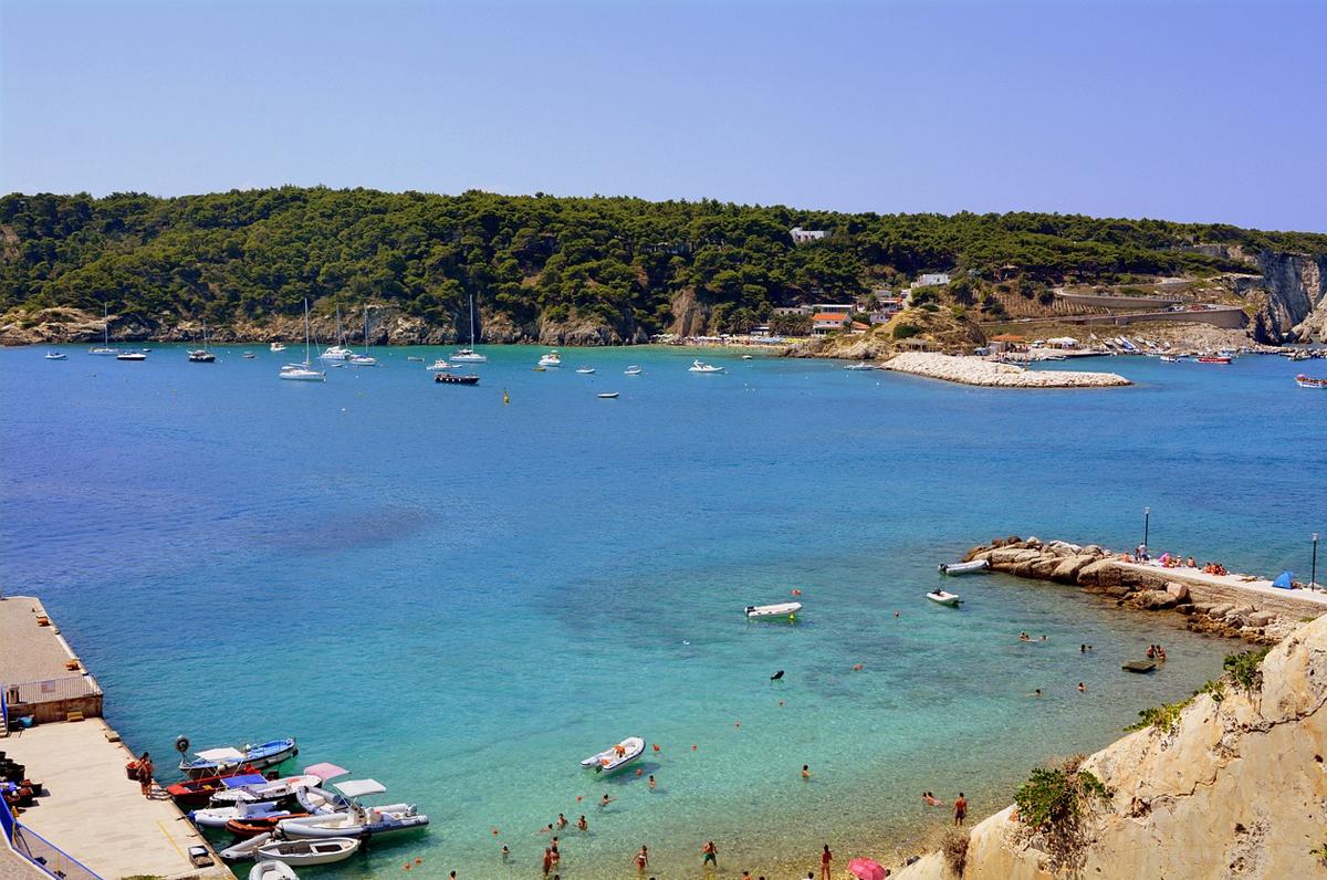 Tremiti: per il The Times le isole più belle tra altre 50 in Europa