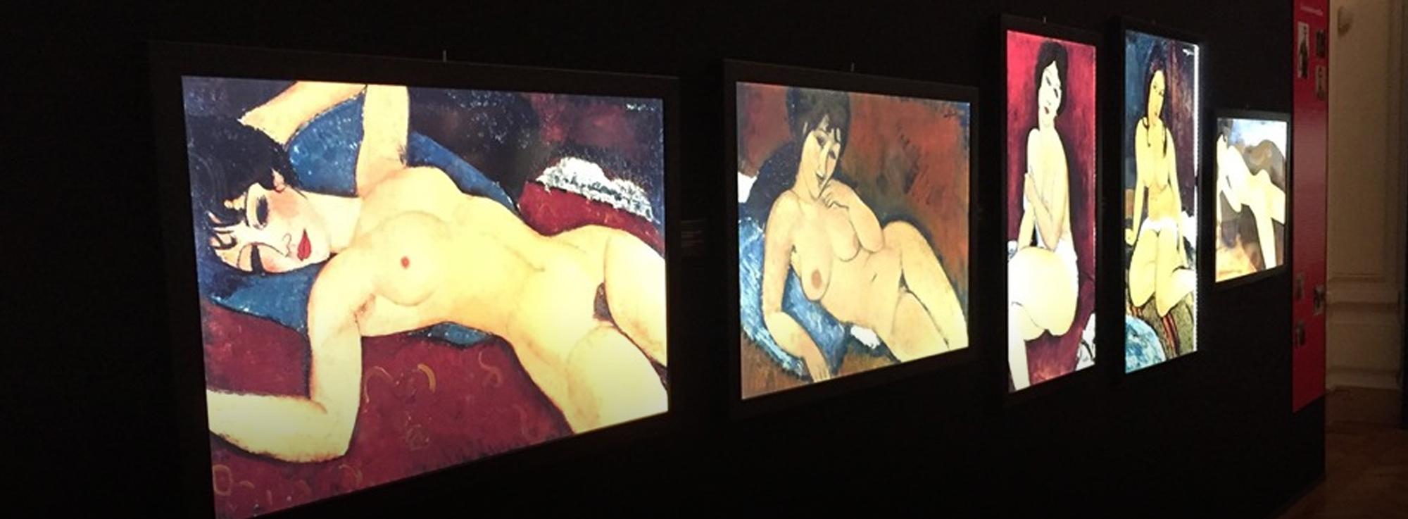 Otranto: 1920-2020 Modigliani. L'artista italiano