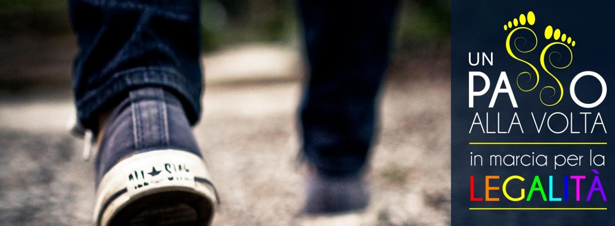Mattinata: Un Passo alla Volta – in marcia per la Legalità
