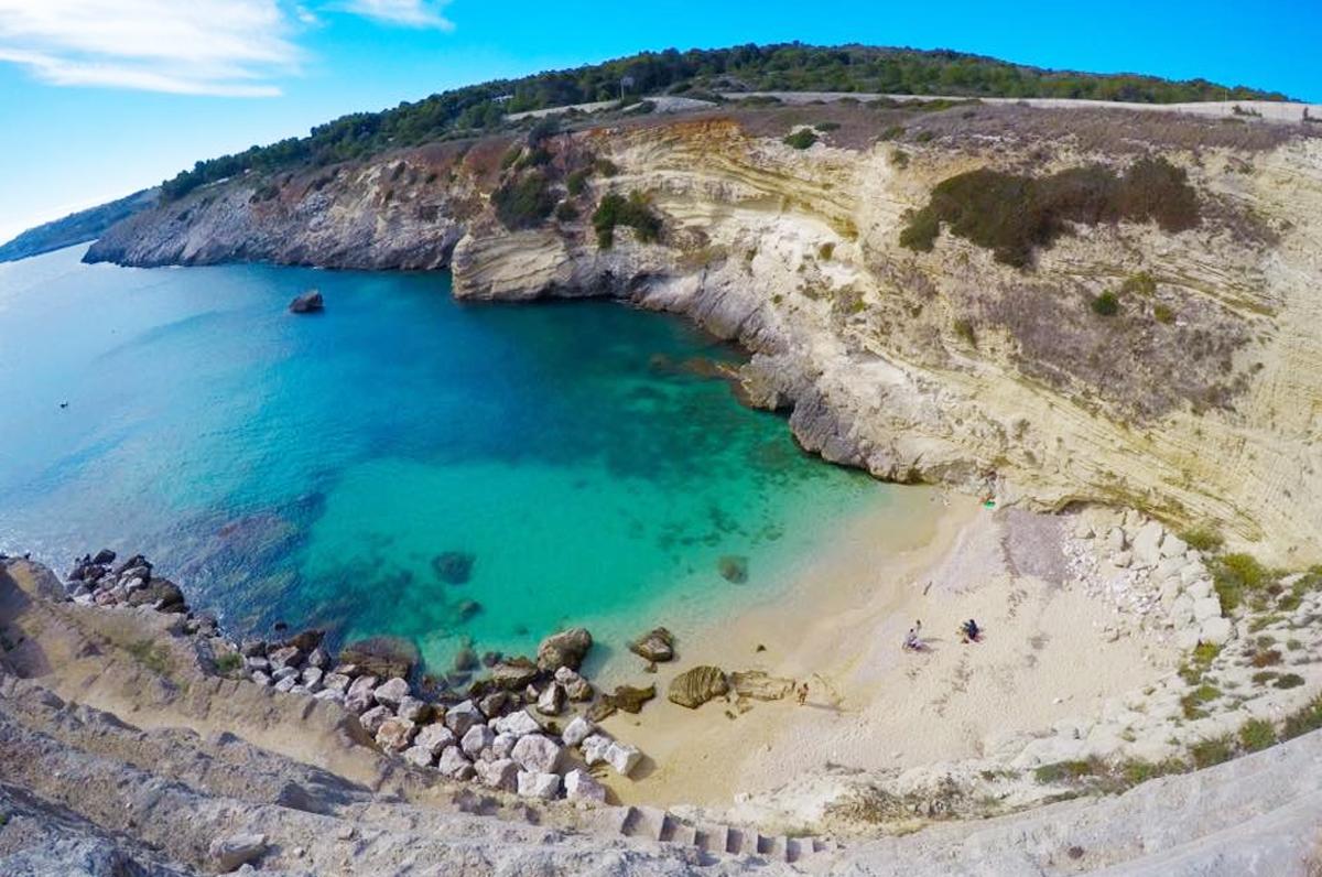 Baia di Porto Miggiano, un Paradiso con vista mare