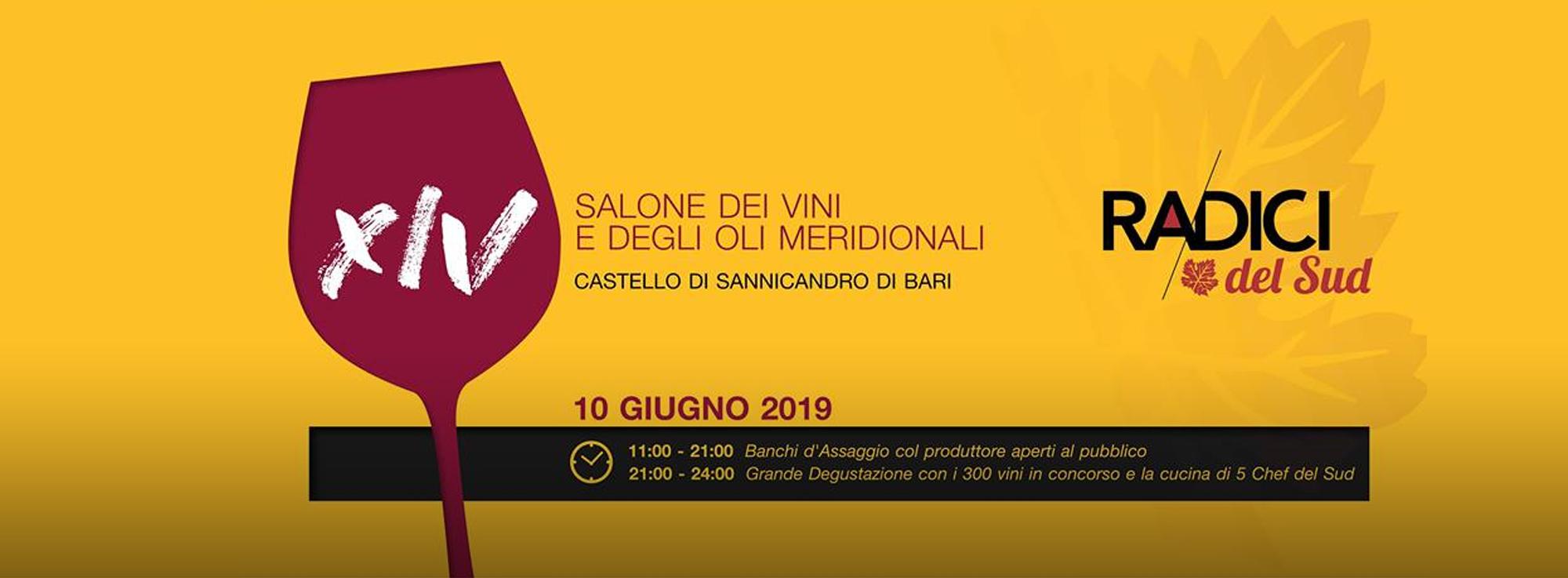 Sannicandro di Bari: Salone dei vini e degli oli del Sud Italia