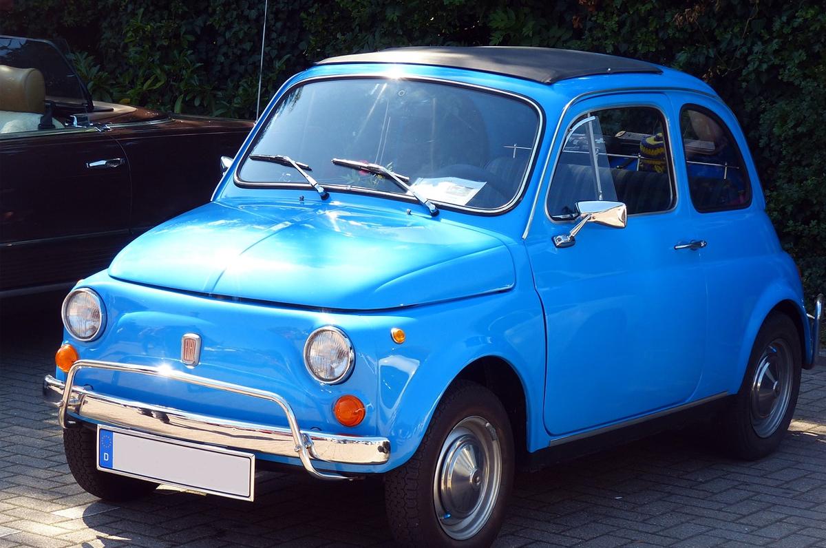 Raduno Nazionale Fiat 500