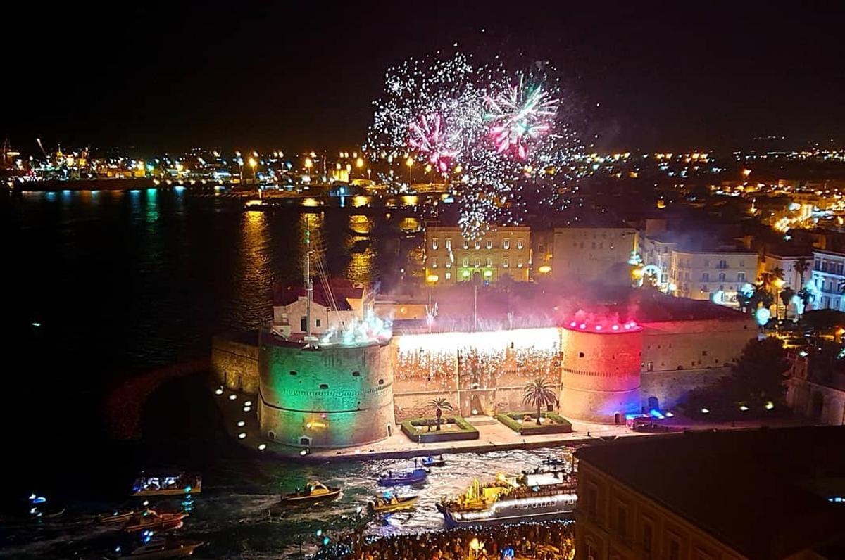 San Cataldo, l'omaggio della città di Taranto al suo Santo Patrono
