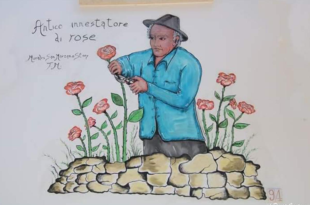 Murales di San Marzano, TG2 Storie dedica loro una puntata