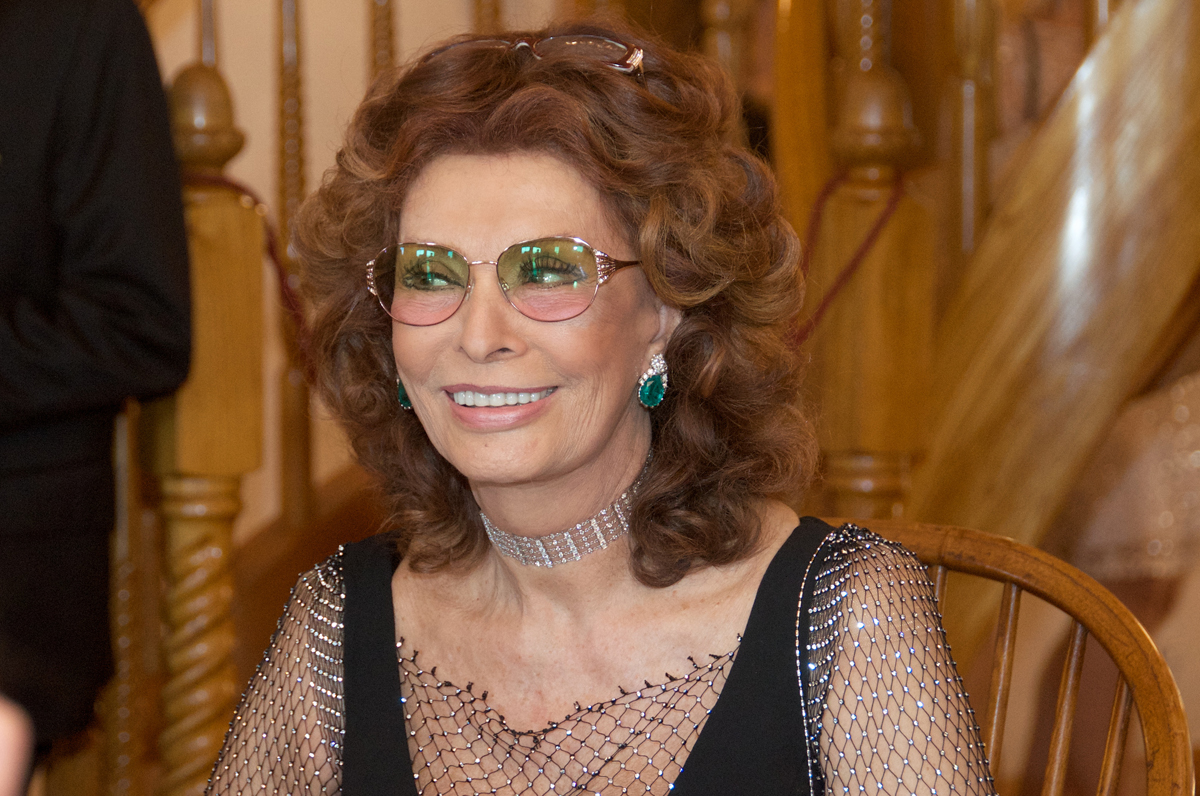 È ufficiale: Sophia Loren girerà un film nella bellissima Trani
