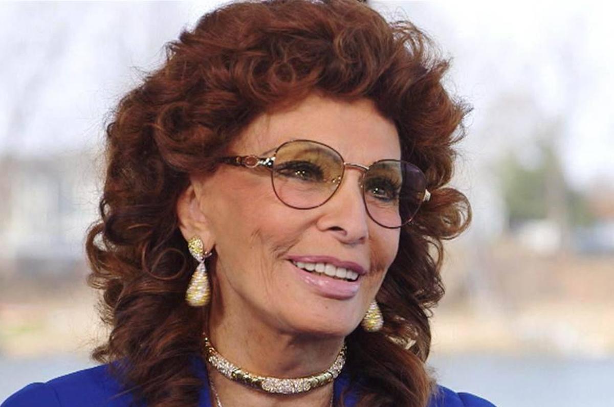 Sophia Loren potrebbe tornare a Trani per le riprese di un film