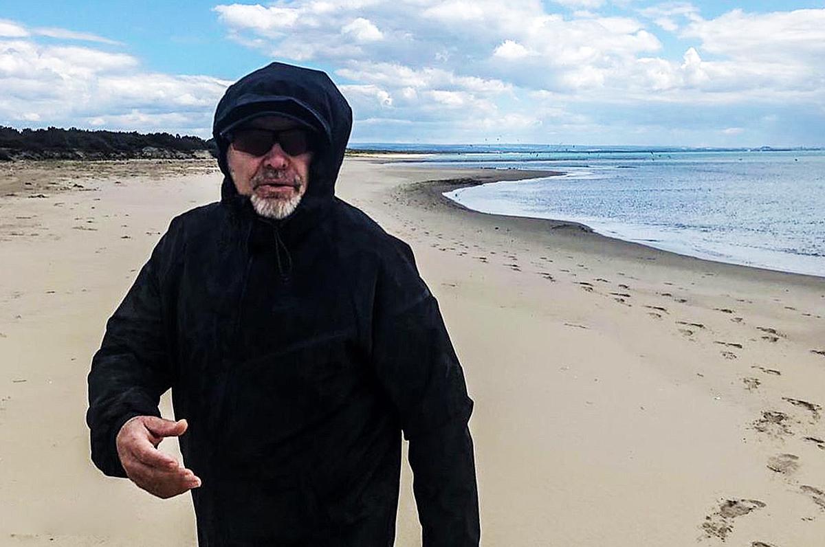 """Vasco Rossi, preparazione del """"Non stop live 2019"""" in Puglia"""