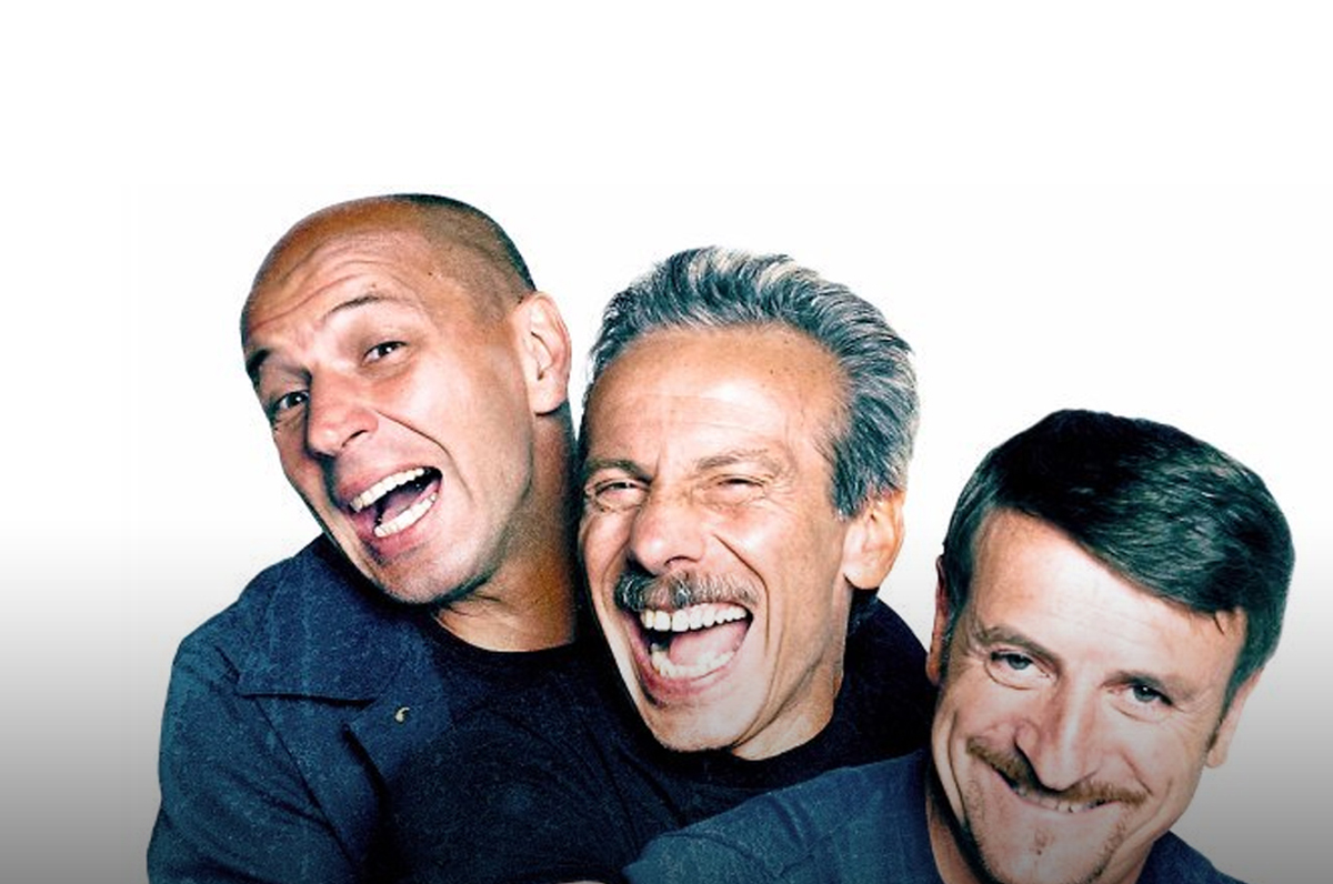 Aldo, Giovanni e Giacomo inizieranno le riprese in Puglia lunedì 17
