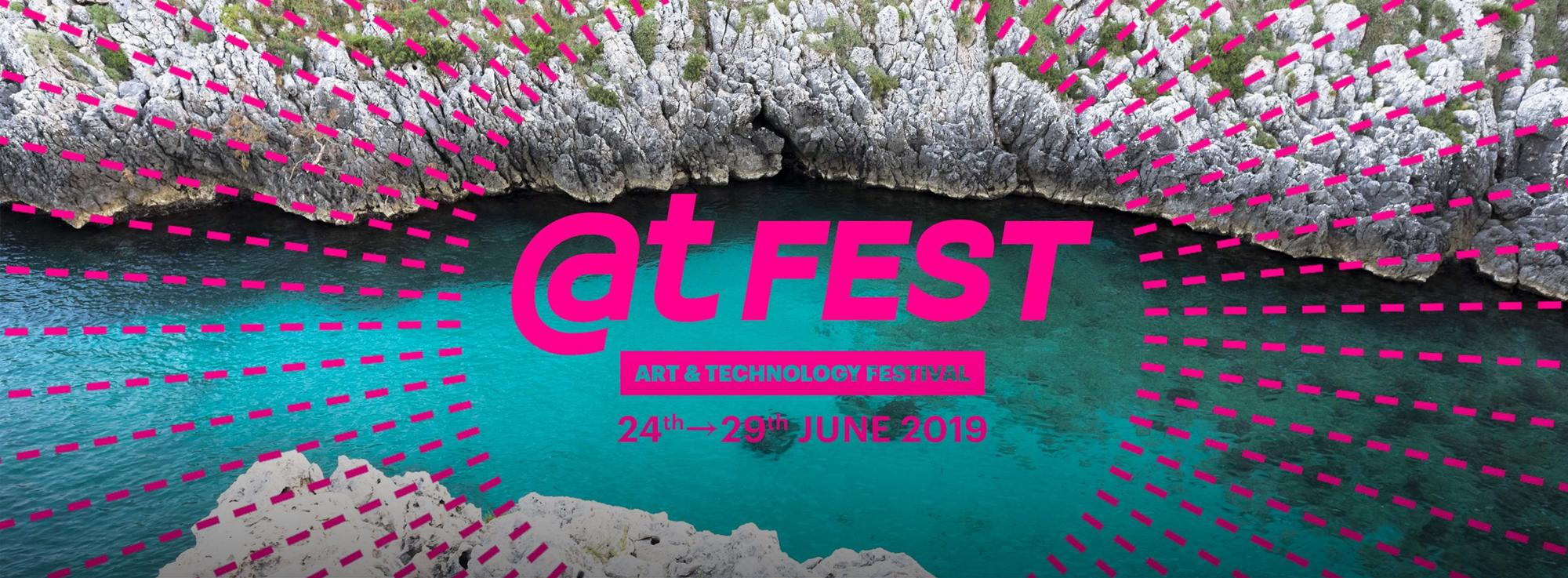 Castro, Corigliano d'Otranto, Lecce, Tricase e Taviano: (at)Fest – Festival di arti digitali e nuove tecnologie