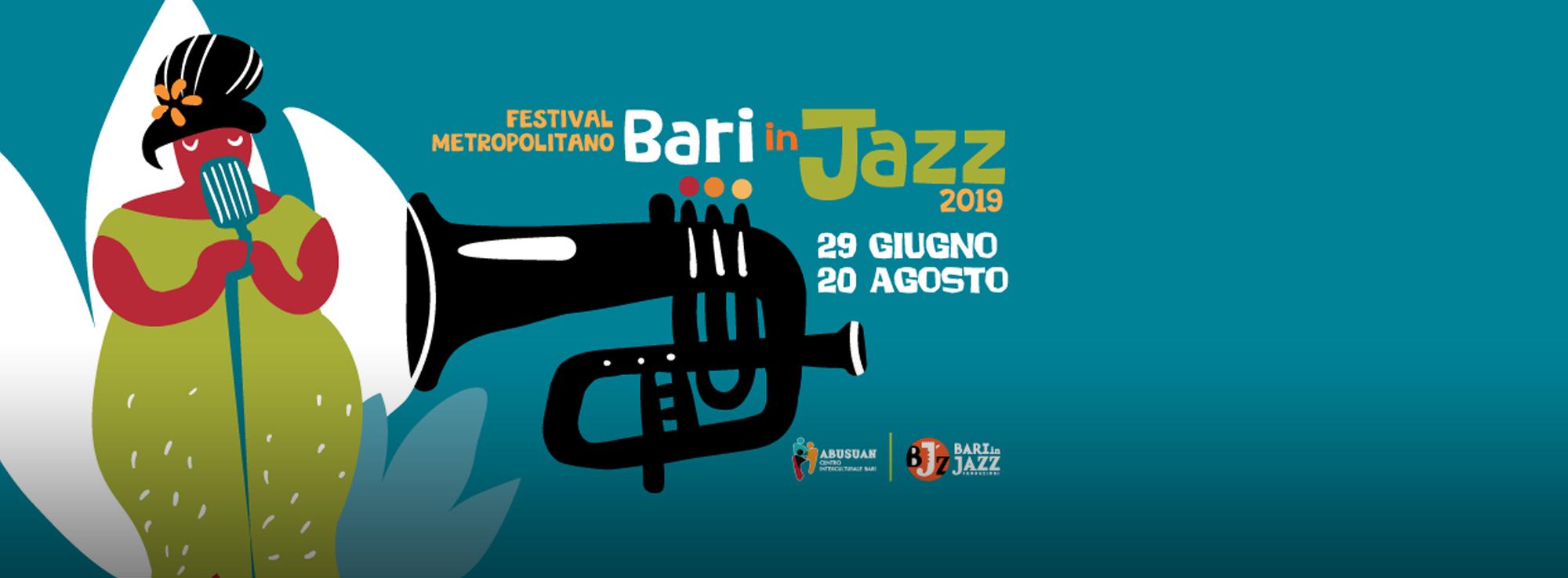 Bari, Brindisi, Polignano a Mare, Sammichele di Bari, Conversano, Alberobello, Giovinazzo, Fasano, Gravina: Bari in Jazz