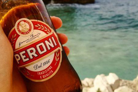 Sondaggio di LADbible: la birra Peroni è la più gustosa