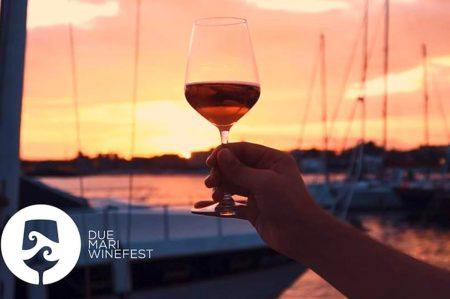 Due Mari WineFest 2019, un calice di vino a Taranto