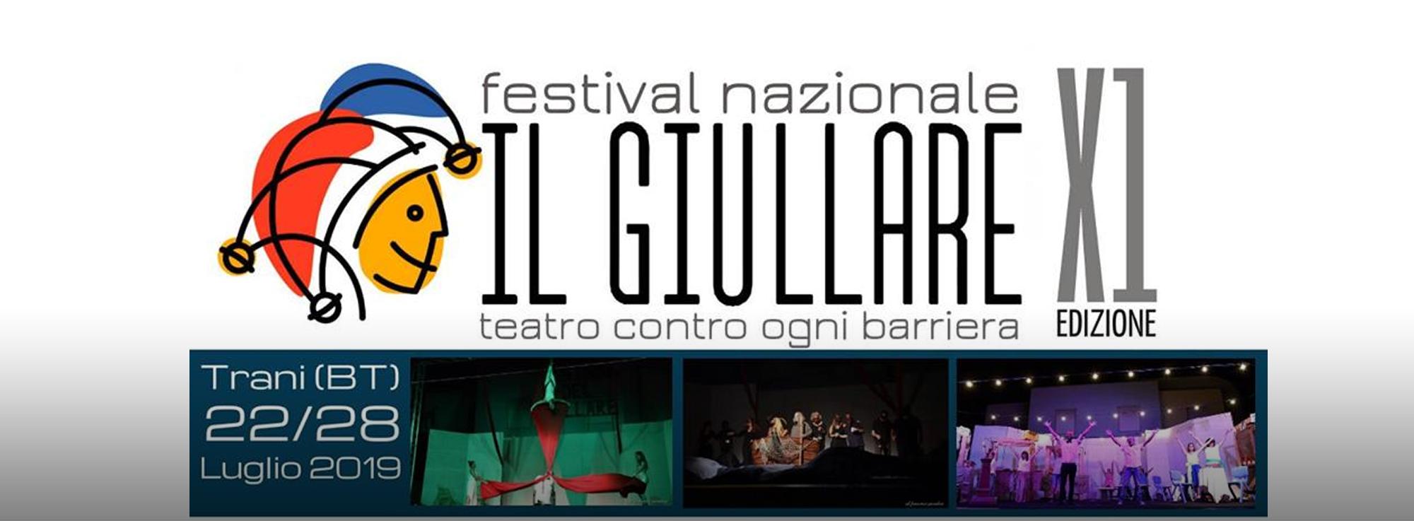 Trani: Festival il Giullare
