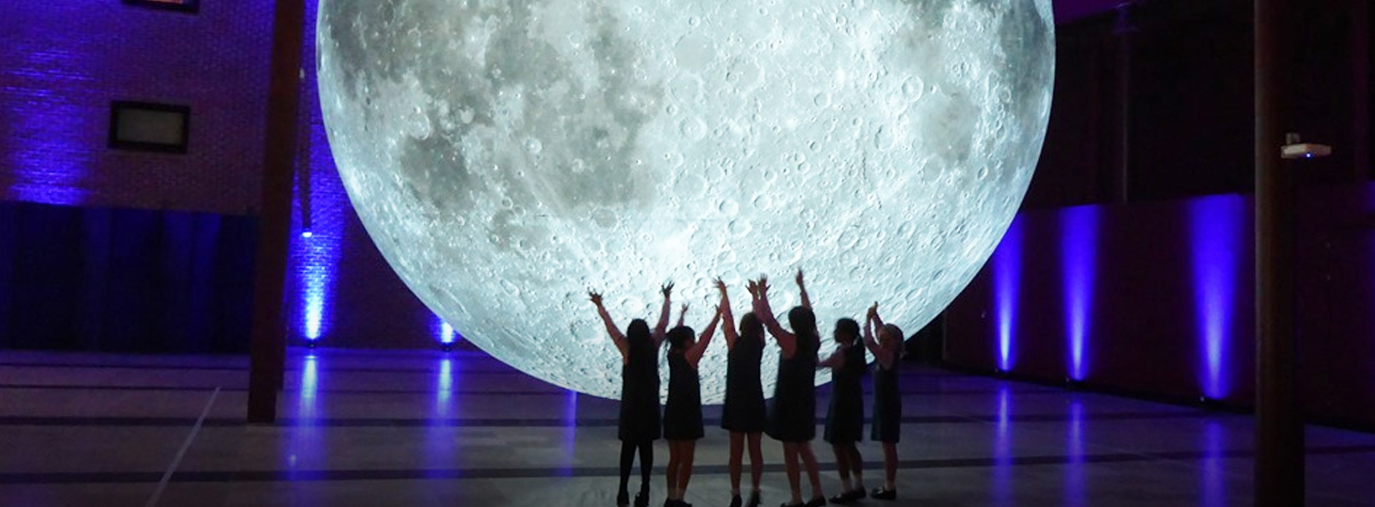 Bari: The Museum of the Moon