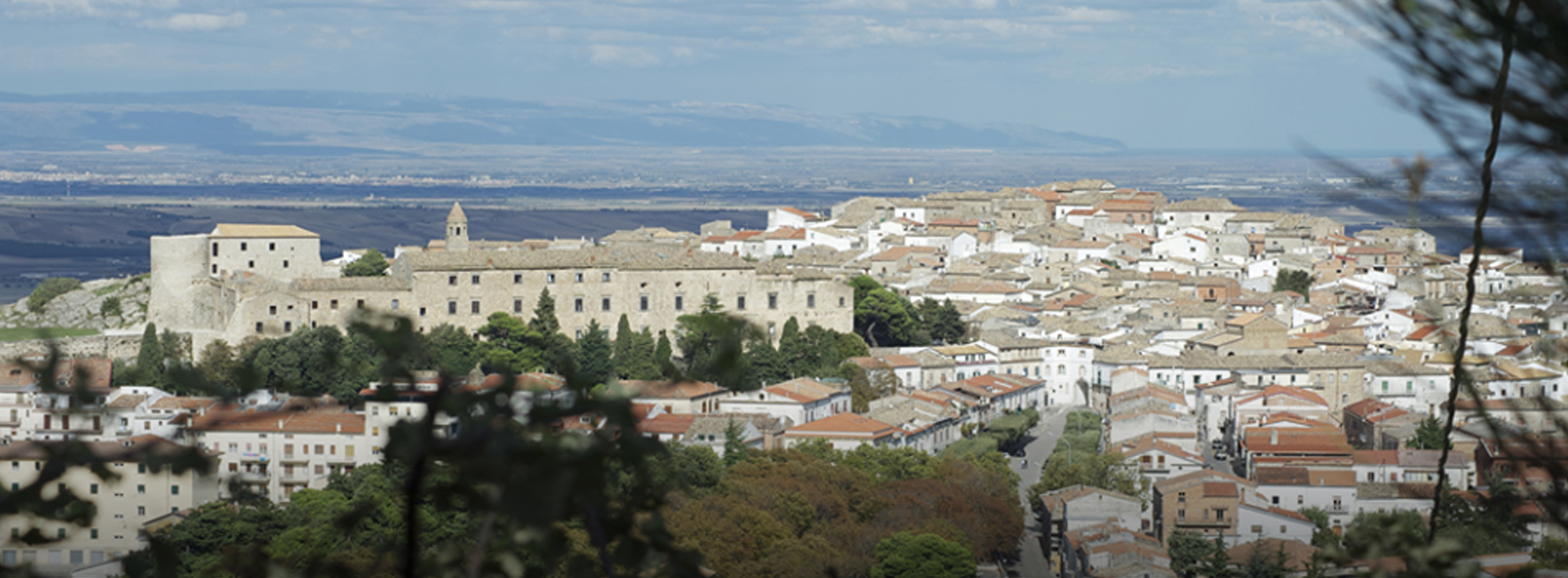 Bovino, Candela, Monteleone, Orsara: Piano di Banda