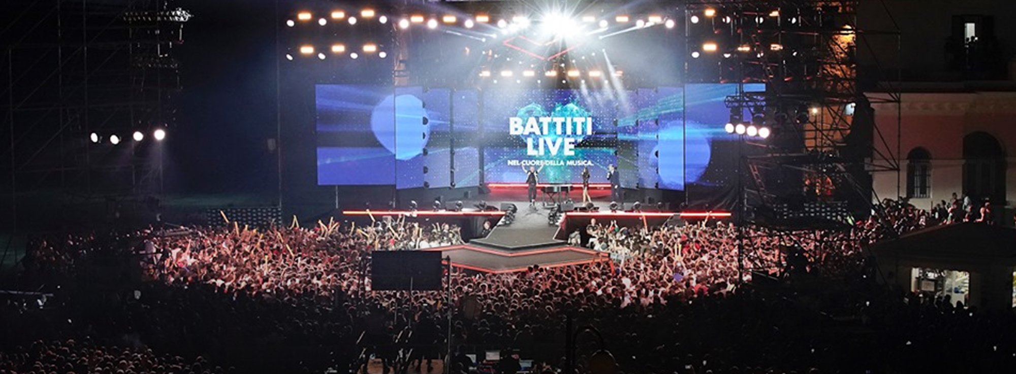 Gallipoli: Radionorba Battiti Live
