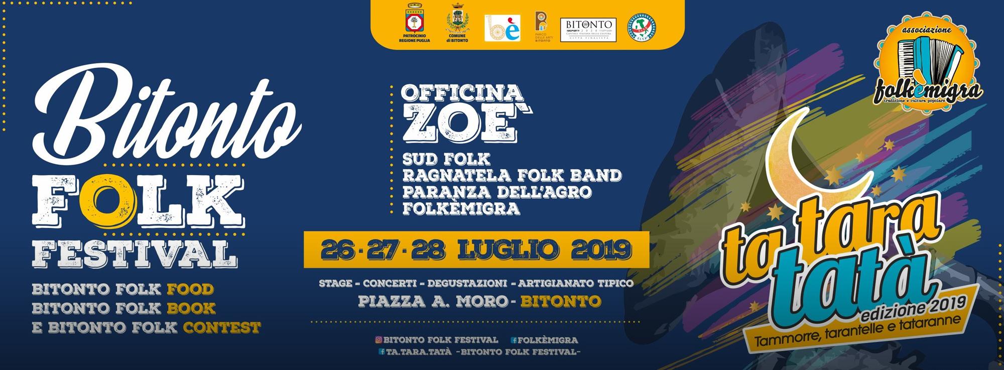 Bitonto: Bitonto Folk Festival