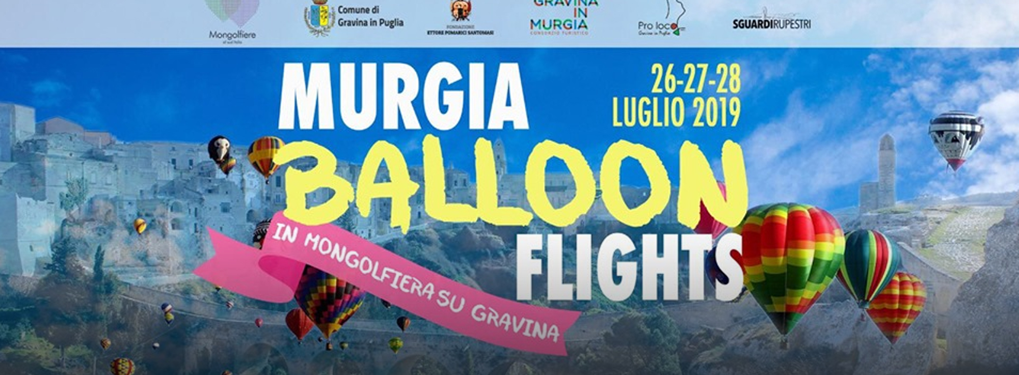 Gravina in Puglia: Murgia Balloon Flights