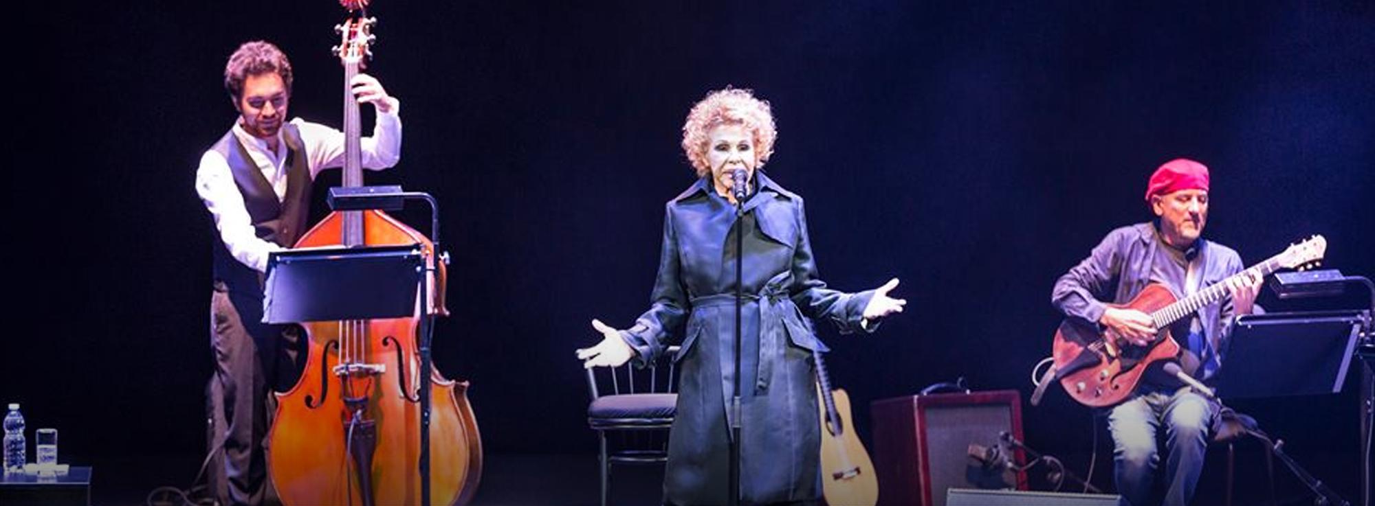 Molfetta: Ornella Vanoni in concerto