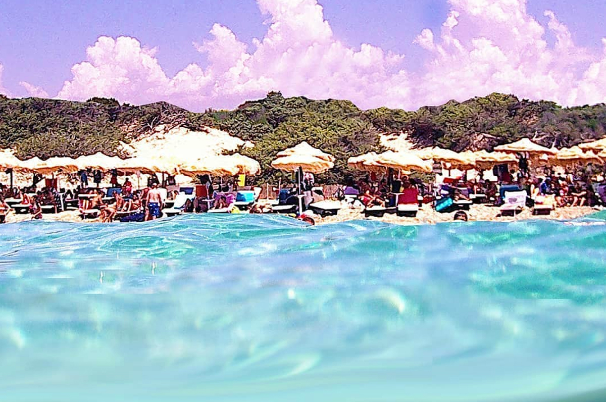 Punta Prosciutto, meraviglioso mare caraibico di Puglia