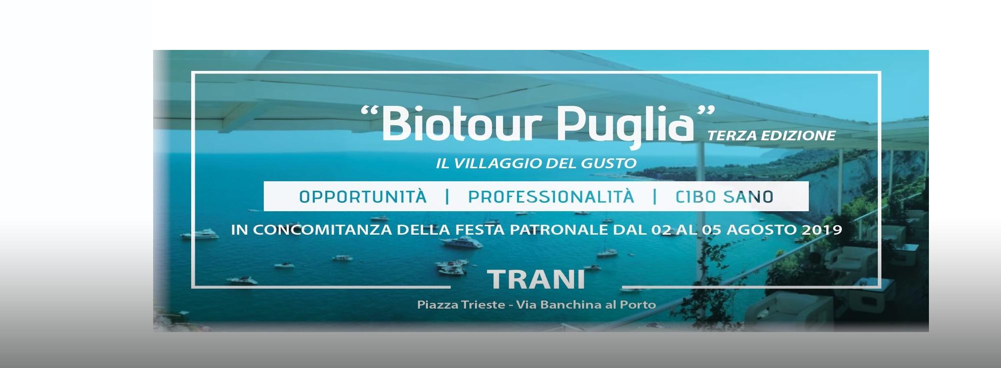 Trani: Biotour Puglia il Villaggio Del Gusto